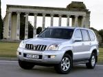 Toyota Land Cruiser Prado 120 5-Door 2007 года